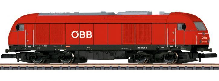 märklin 88880 Diesellok Reihe 2016 ÖBB | Spur Z