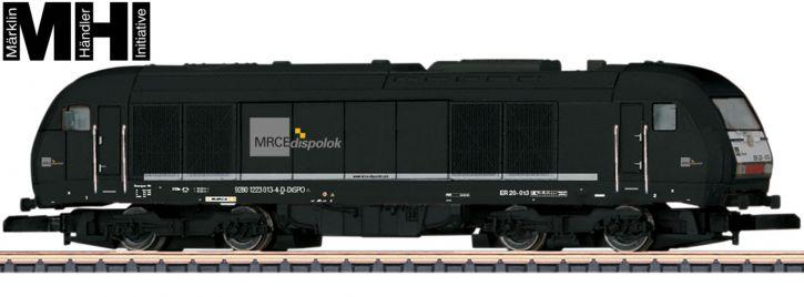 märklin 88883 Diesellok ER 20 D MRCE | MHI | Spur Z