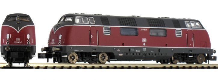 ausverkauft   MINITRIX 16223 Diesellok BR 220 DB   DCC-Sound   Spur N
