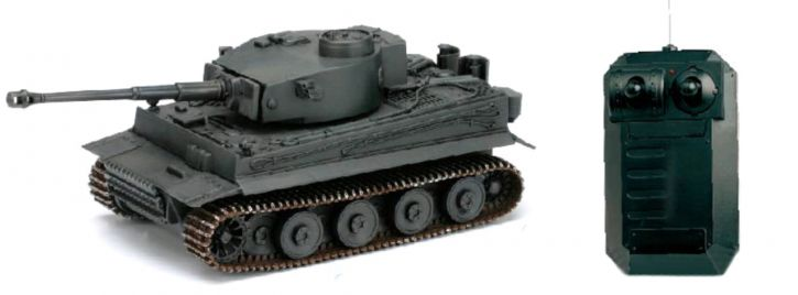 ausverkauft | NewRay 87543 Tiger 1 Spielzeug RC-Panzer 27MHz | 1:32