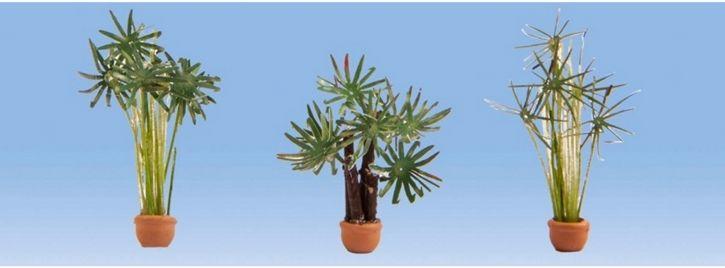 NOCH 14024 Palmen | 3 Stück | Fertigmodell 1:87