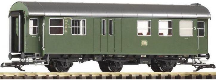 PIKO 37602 Umbauwagen 2. Klasse mit Gepackabteil DB Spur G