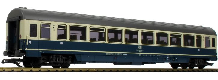 PIKO 37660 Personenwagen Bpmz 2. Klasse DB | Spur G
