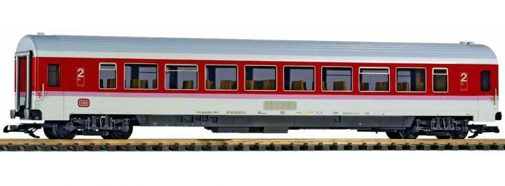 PIKO 37662 Personenwagen Bpmz 2.Kl. orientrot DB | Spur G