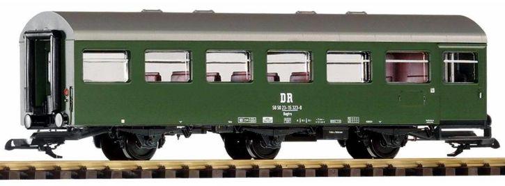 PIKO 37681 Personenwagen Reko 3-achs. Bagtre DR | Spur G
