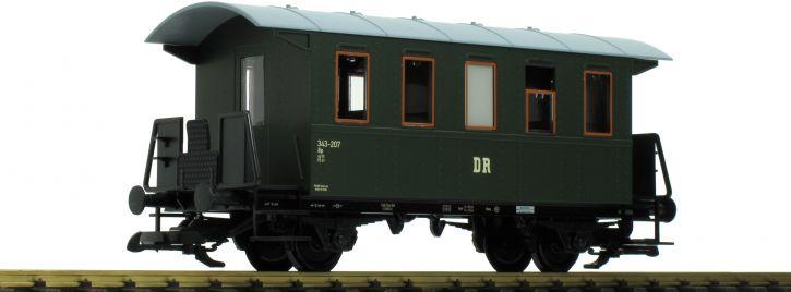 PIKO 37926 Personenwagen 2.Kl. DR   Spur G