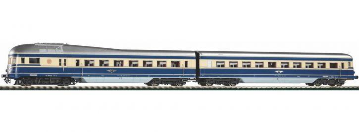 PIKO 52072 Dieseltriebwagen Rh 5045 Blauer Blitz ÖBB | DC analog | Spur H0