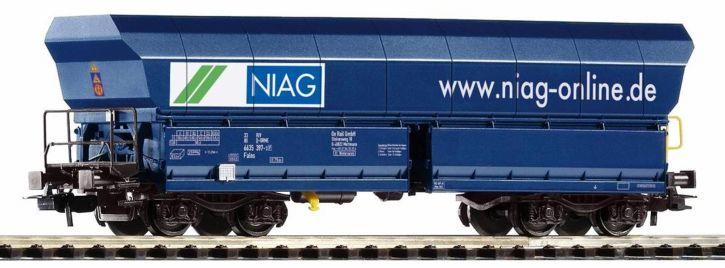 ausverkauft | PIKO 54677 Schüttgutwagen Falns | NIAG | DC | Spur H0