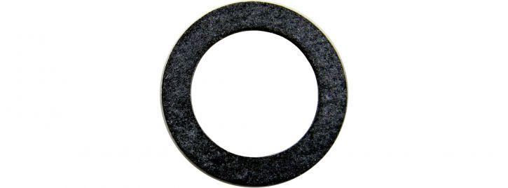 PIKO 56028 Haftreifen 12 x 8,4 mm | 10 Stück | Spur H0