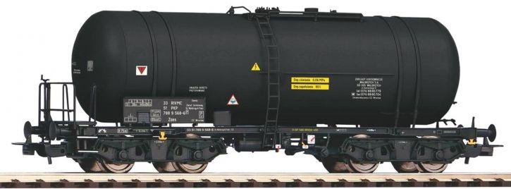 ausverkauft | PIKO 58453 Kesselwagen Zas 406R PCC Spedkolor PKP | DC | Spur H0