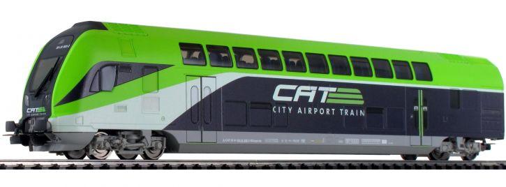 PIKO 58810 Doppelstocksteuerwagen CAT ÖBB | DC | Spur H0