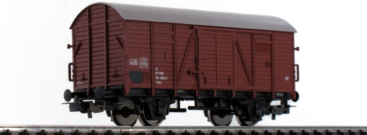 PIKO 58935 Gedeckter Güterwagen Glm ÖBB | DC | Spur H0