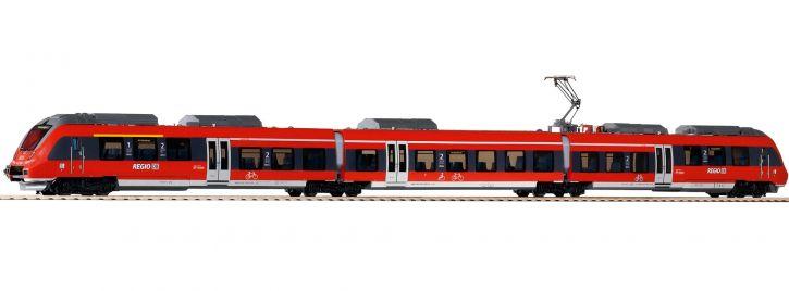 PIKO 59512 3-tlg. E-Triebzug BR 442 DB AG VBB | DC analog | Spur H0