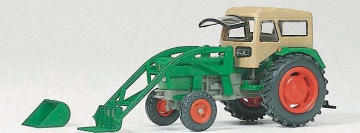 Preiser 17923 DEUTZ D 6206 Schlepper | Landwirtschaftsmodell 1:87