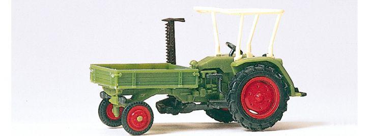 Preiser 17927 Fendt Geräteträger | Landwirtschaftsmodell 1:87