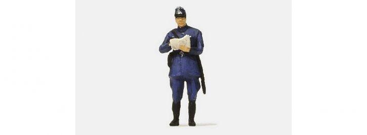 Preiser 28104 Berliner Polizist Fruehe Epoche III Figur Spur H0