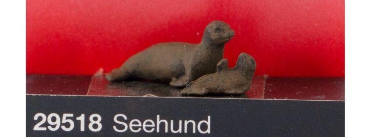 Preiser 29518 Seehunde Figuren Spur H0