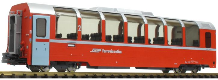 ausverkauft | Pullman 36354 Panoramawagen BEX RhB | Spur G