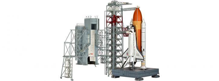 Revell 04911 Space Shuttle mit Startturm Raumfahrt Bausatz 1:144 | LIMITED Edition!
