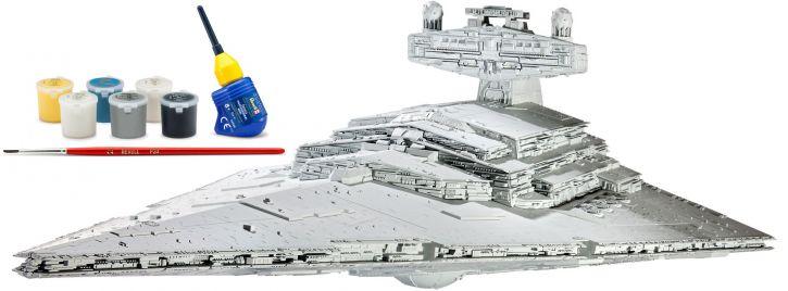 ausverkauft | Revell 06052 Imperial Star Destroyer | 40 Jahre Star Wars | Raumfahrt Bausatz 1:2670