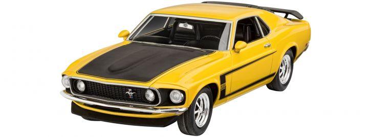 Revell 07025 Ford Mustang Boss 302   Auto Bausatz 1:25