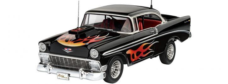 Revell 07663 Chevy Custom (1956) | Auto Bausatz 1:24