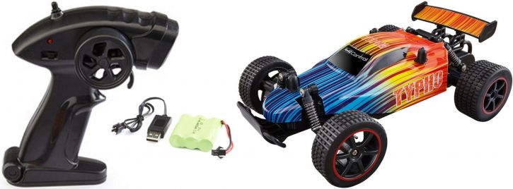 Revell 24477 Buggy TYPHO | Revell Control | RC Spielzeug-Auto RTR