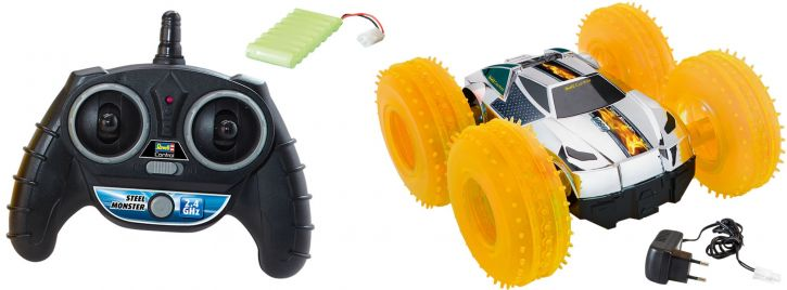 ausverkauft | Revell 24640 Steel Monster 1080 | Revell Control | RC Spielzeug-Auto RTR