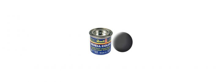 Revell 32166 Streichfarbe olivgrau, matt # 66 14 ml Farbdose