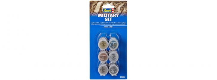Revell 39075 Farben Set Militär Aqua Color