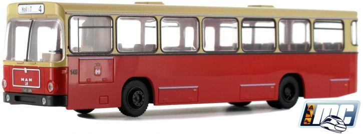 Rietze H0 72352 neu OVP MAN SL 200 Linienbus Innsbrucker Verkehrsbetriebe