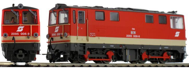 Roco 33299 Diesellok 2095 006-9 ÖBB | DCC Sound | Spur H0e