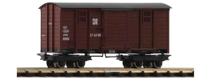 Roco 34622 Gedeckter Güterwagen DR | DC | Spur H0e