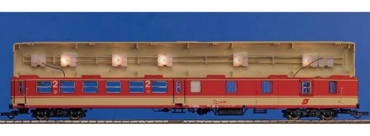 Roco 40360 Universal-Beleuchtungssatz f. vierachsige Personenwagen | Bausatz | Spur H0