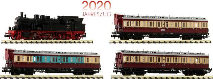 Roco 61477 4-tlg. Zugset Ruhr-Schnellverkehr DRG   DC analog   Spur H0