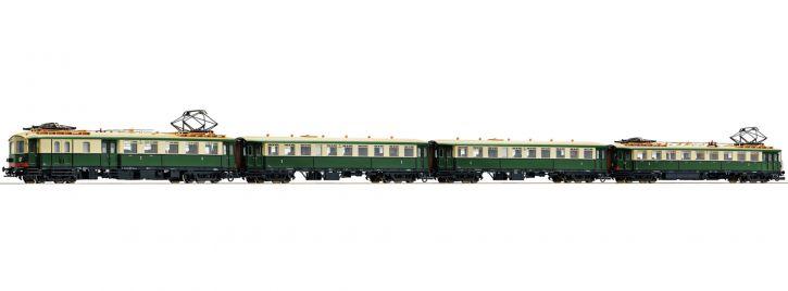 Roco 72065 E-Triebzug Blokkendoos NS | DCC Sound | Spur H0