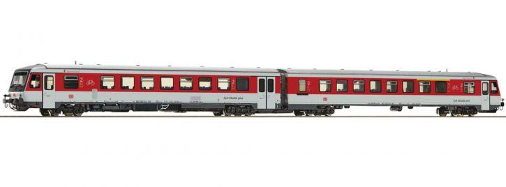 Roco 72071 Dieseltriebwagen BR 628.4 Sylt DB AG | DCC Sound | Spur H0