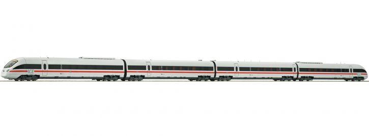 Roco 72105 Dieseltriebzug BR 605 ICE-TD DSB | DC analog | Spur H0