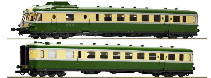 Roco 73006 Dieseltriebzug X 2720/XR 7700 SNCF | DC analog | Spur H0