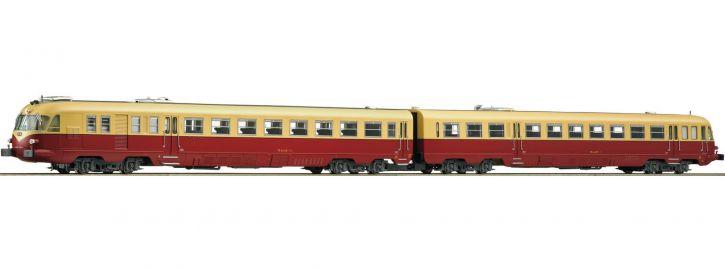 Roco 73176 TEE-Dieseltriebzug ALn 442/448 FS   DC analog   Spur H0