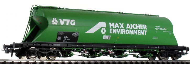 ausverkauft | Roco 76704 Staubsilowagen Uacs Max Aicher Enviroment VTG | DC | Spur H0