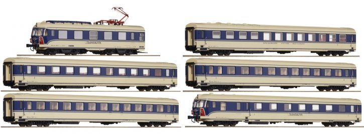Roco 79057 E-Triebzug Rh 4010 ÖBB | AC-Sound | Spur H0