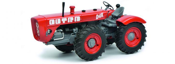 Schuco 450897300 Dutra D4K, rot | Landwirtschaftsmodell 1:32