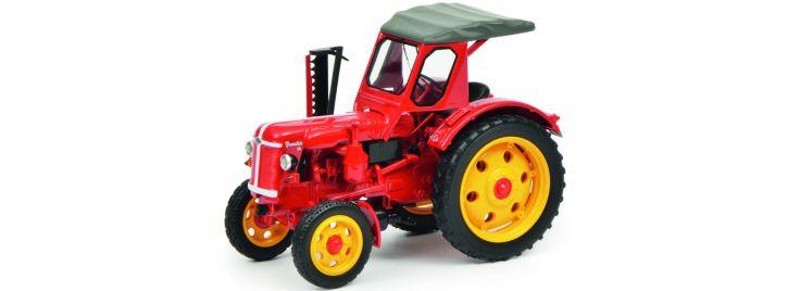 Schuco 450907400 Famulus RS 14 rot | Landwirtschaftsmodell 1:32