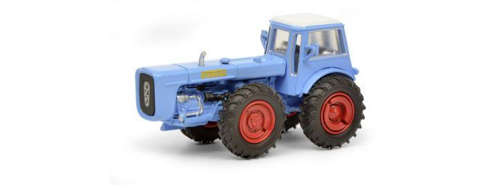 Schuco 452641200 Dutra D4K, blau | Agrarmodell 1:87