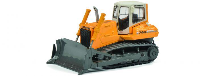Schuco 452653500 Liebherr PR 744 Schubraupe | Baumaschinenmodell 1:87