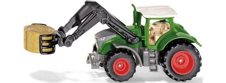 siku 1539 Fendt 1050 Vario mit Ballenzange   Traktormodell