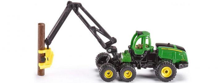 siku 1652 John Deere 1470E Harvester | Traktormodell