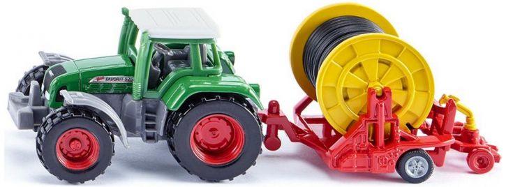 siku 1677 Fendt mit Bewässerungshaspel | Traktormodell