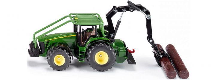 siku 1974 John Deere 8430 Forst | Traktormodell 1:50
